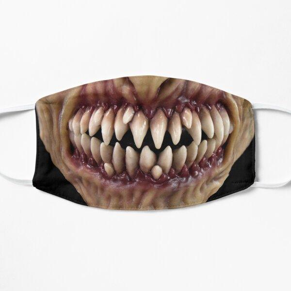 Boogeyman Jaundice with Sharp Teeth Flat Mask