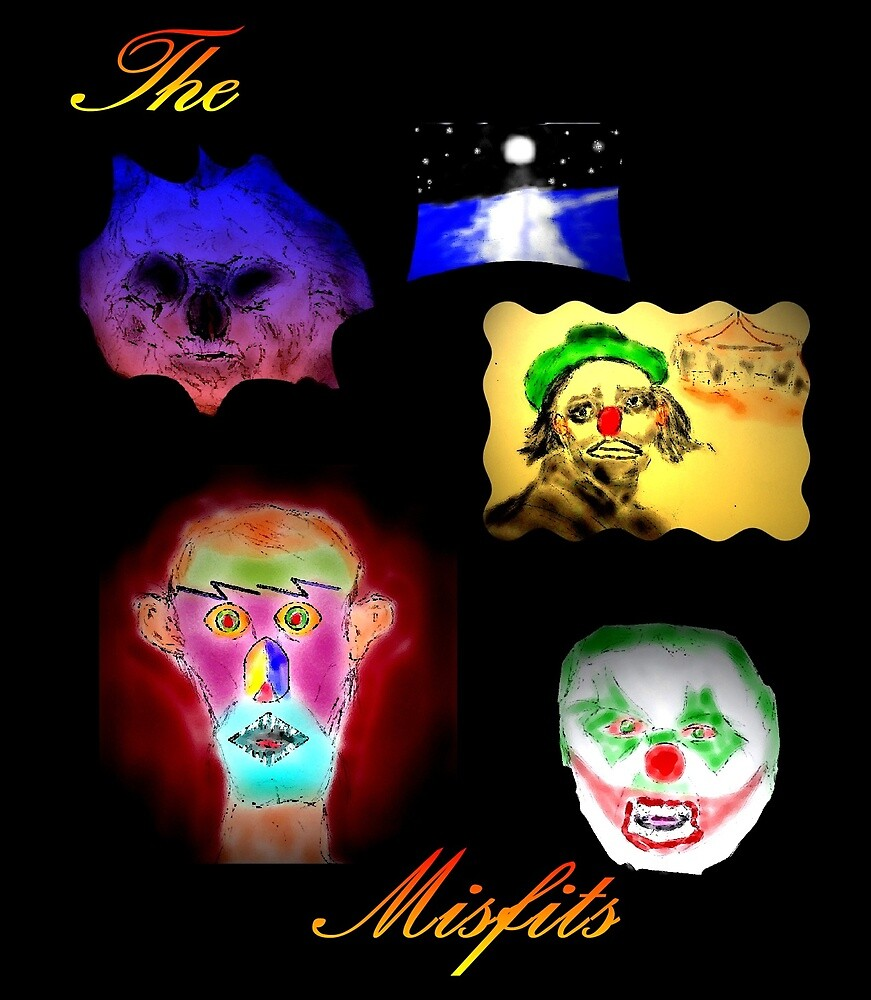 THE MISFITS by Semmaster