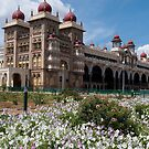 Maharaja's Palace, Mysore, India by Syd Winer