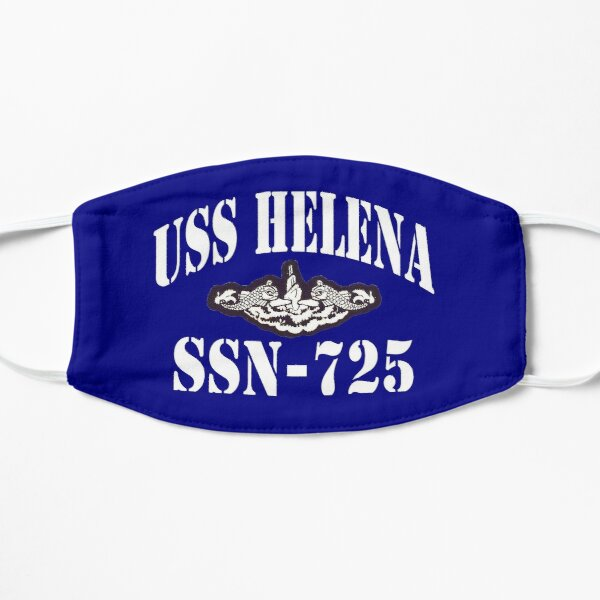 USS HELENA (SSN-725) SHIP'S STORE Mask