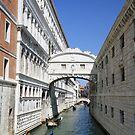 bridge of sighs Vencie by anfa77