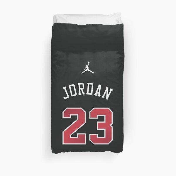 Michael Jordan 23 Jersey Funda nórdica
