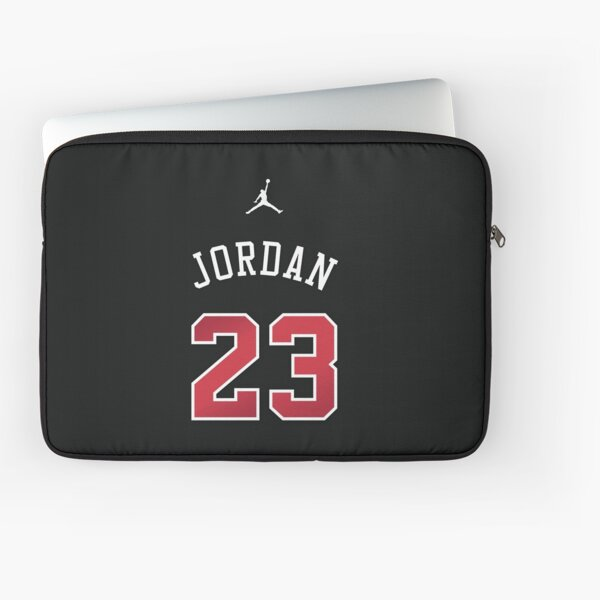 Michael Jordan 23 Jersey Funda para portátil
