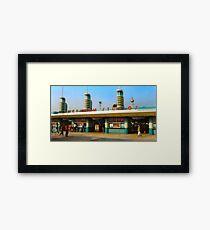 MGM Studios Framed Print