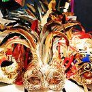 venitian masks by anfa77
