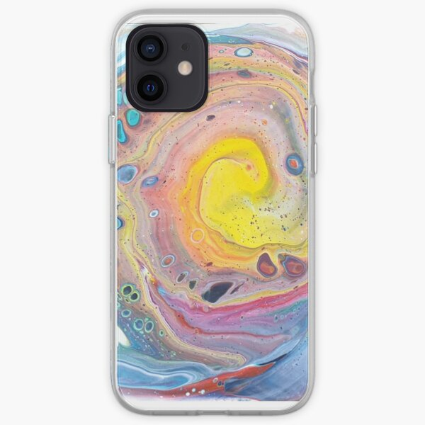 Solar rebirth iPhone Soft Case