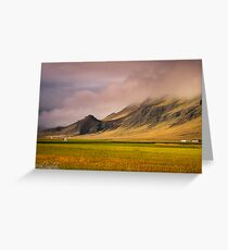 Exposed and Illuminated Greeting Card