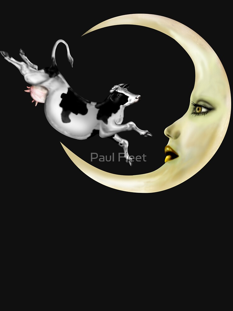 The Cow Jumped Over The Moon by paulfleet