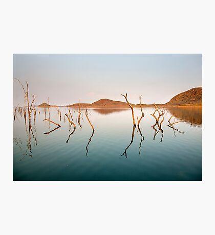 Dali's Mirror Photographic Print