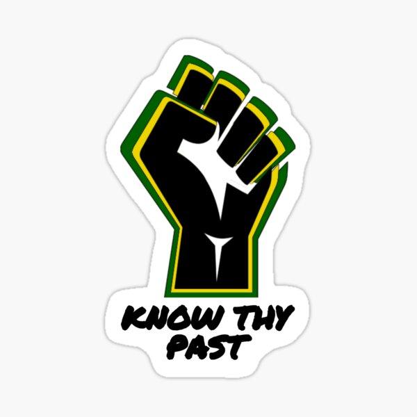 Know Thy Past Sticker
