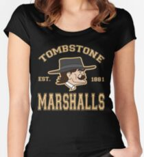 Marshall Pride Women's Fitted Scoop T-Shirt