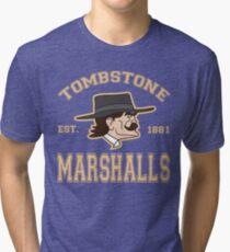 Marshall Pride Tri-blend T-Shirt