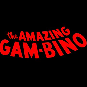 The Amazing Gambino by ridiculouis