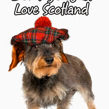 Don't You Just Love Scotland-Dougal by eyemac24