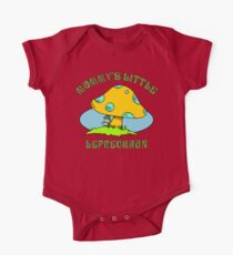 Mommy's Little Leprechaun One Piece - Short Sleeve