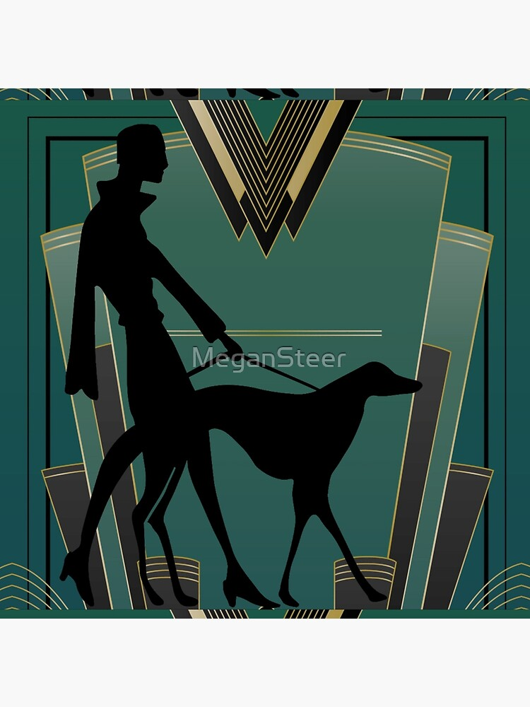 Art Deco Icon by MeganSteer