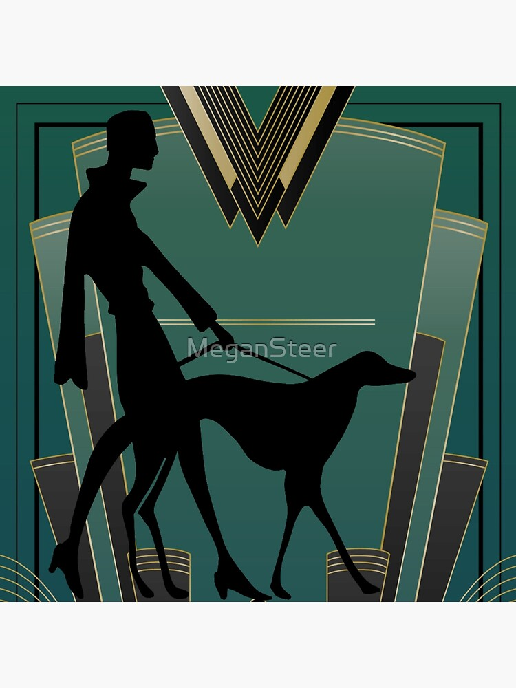 Art Deco Icon by MeganSteer