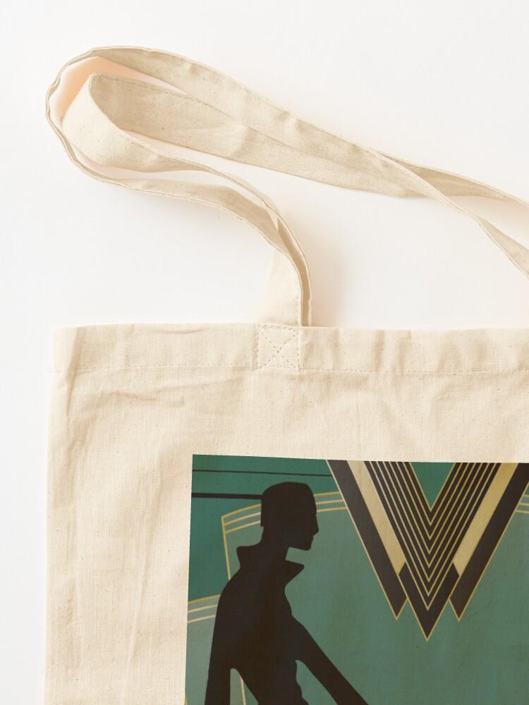 Alternate view of Art Deco Icon Tote Bag