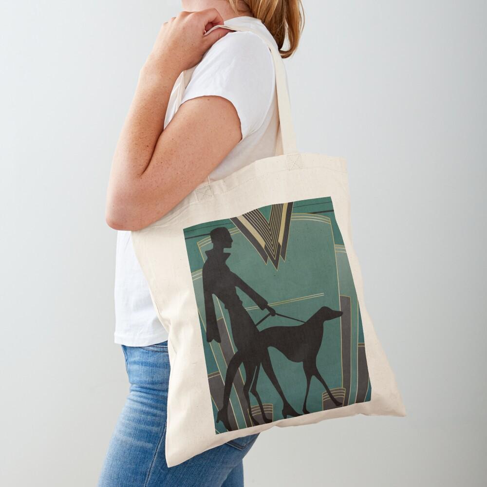 Art Deco Icon Tote Bag