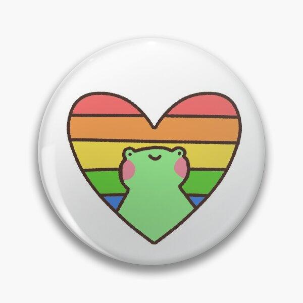 Pride Froggie Pin