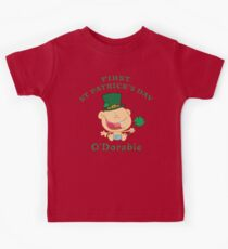 First St Patrick's Day Kids Clothes