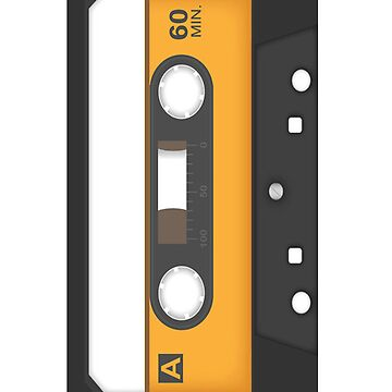 Cassette by nickmartin