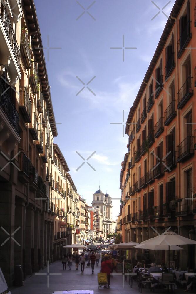 Calle de Toledo by Tom Gomez