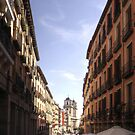 Calle de Toledo by Tom Gomez