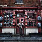 Mr Langston's Hardware Shop by Yhun Suarez