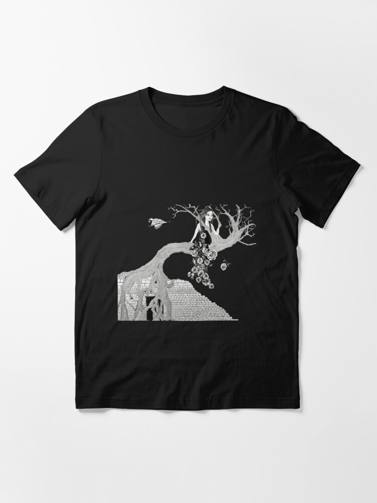 Alternate view of St. Rita of Impossible Dreams Essential T-Shirt