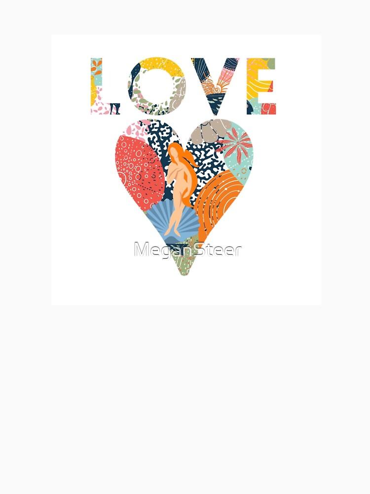 LOVE- Aphrodite Version by MeganSteer