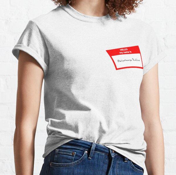 Heliothorpe Buffins Classic T-Shirt