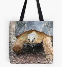 Slow and Steady Wins the Race Tote Bag