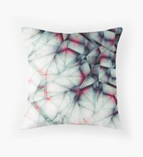 Third Flaw of Invulnerability Throw Pillow