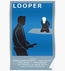 I'm a LOOPER Poster