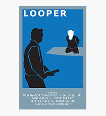 I'm a LOOPER Photographic Print