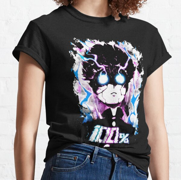 Mob Psycho 100 Camiseta clásica
