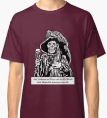 The Red Death (Full Print)  Classic T-Shirt
