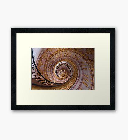 Melk: Up and Away ... Framed Print
