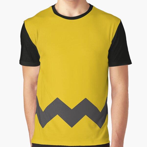 Charlie Brown Shirt Graphic T-Shirt