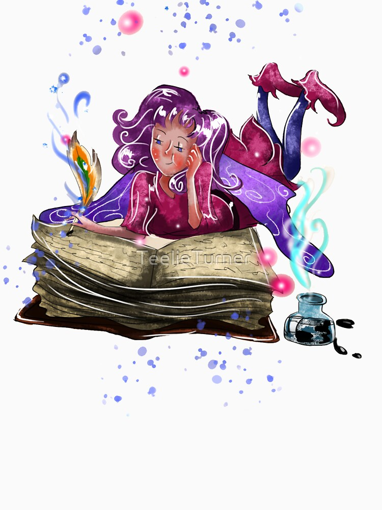 Airapippen The Author Fairy™ by TeelieTurner
