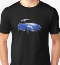 The Bigger Blue Beetle Bug Unisex T-Shirt