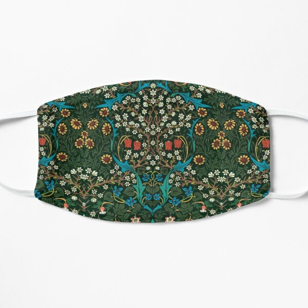 Blackthorn by William Morris, 1892 Mask