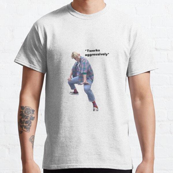 Yunho Twerking Classic T-Shirt
