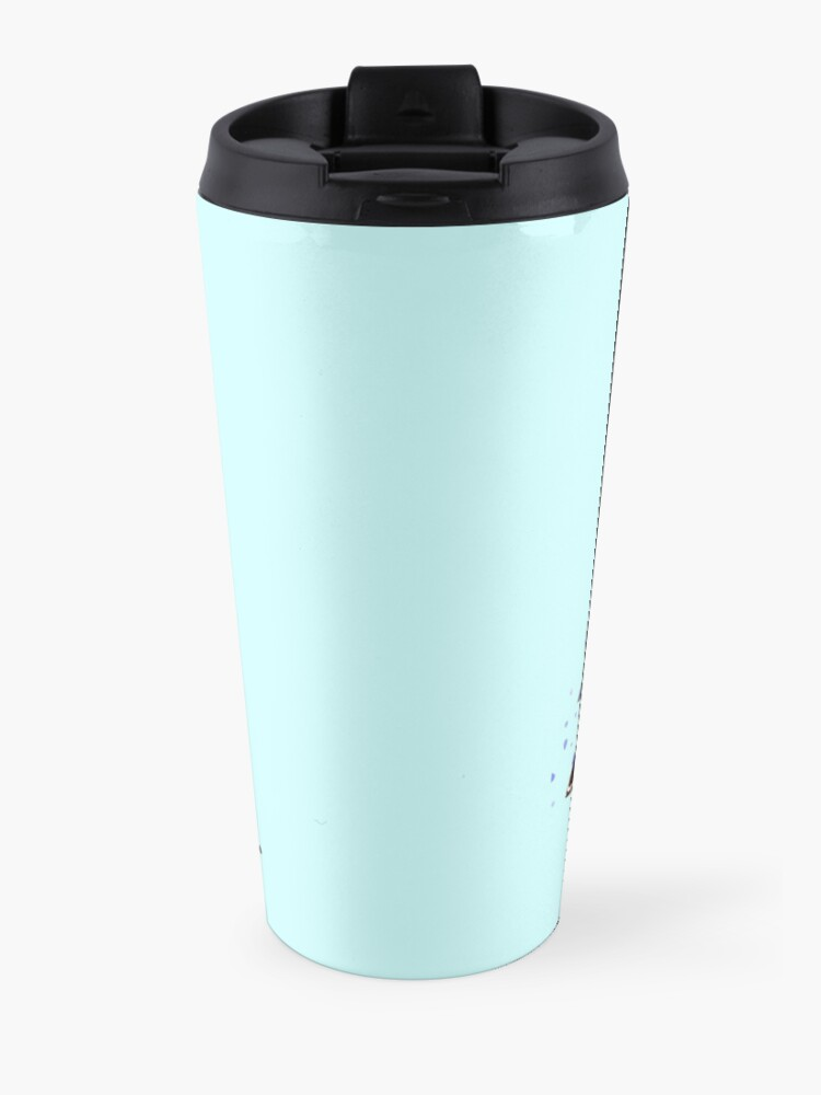 Alternate view of Airapippen The Author Fairy In Turquoise™ Travel Mug