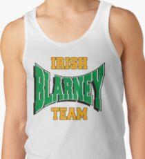 Irish Blarney Team Tank Top