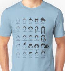 Hero Hair T-Shirt