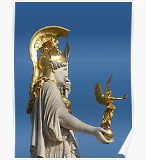 Pallas-Athena Poster