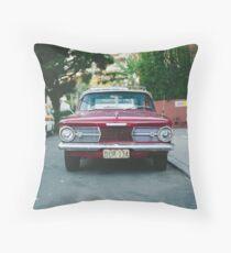 Newtown Valiant  Throw Pillow