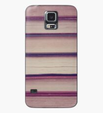 The smell of old books... Case/Skin for Samsung Galaxy